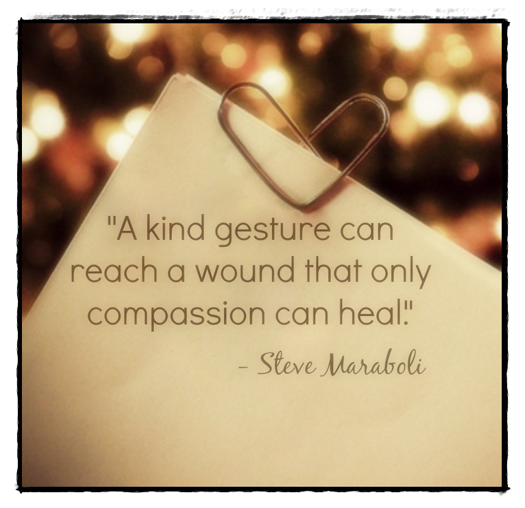 Love Helping Others Quotes: 3 Day Quote Challenge: Compassion