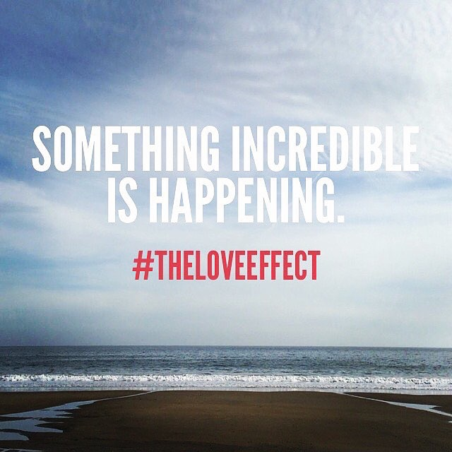 Support #TheLoveEffect film – #SucidideAwareness 