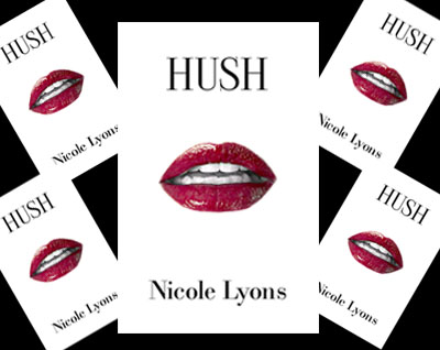 HUSH – a synopsis of my firstbook.