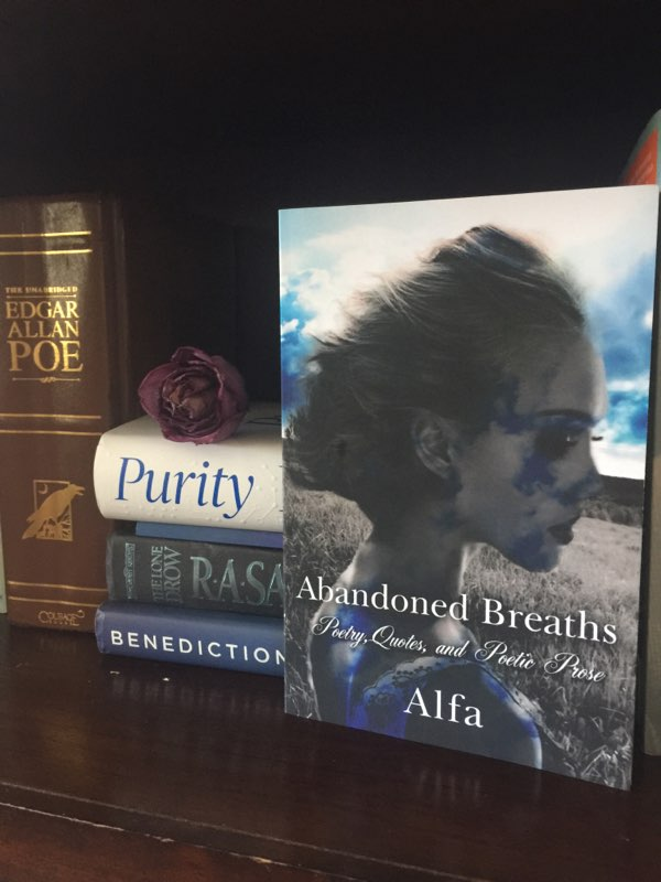 Abandoned Breaths – A book review & author interview withAlfa