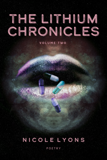 NICOLE LYONS - LITHIUM CHRONICLES VOLUME TWO png